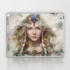 Epic Princess Zelda from Legend of Zelda Painting Laptop & iPad Skin