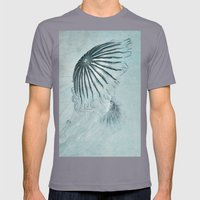 Enigma Mens Fitted Tee Slate SMALL
