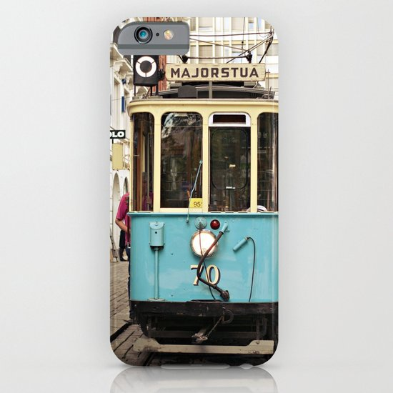 the tram iPhone & iPod Case