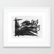 Jesman Framed Art Print