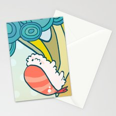 only sushi insect Stationery Cards