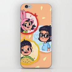 The Belcher Children iPhone & iPod Skin