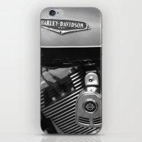 Harley Davidson iPhone & iPod Skin