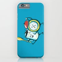 iPhone Cases featuring Wake up! Wake up! by Budi Kwan