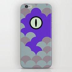 Chesire Scales - Cat Eye - Wonderland iPhone & iPod Skin