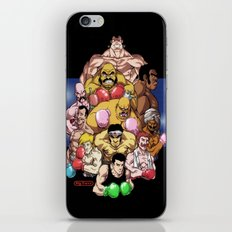 Ding! Ding!! iPhone & iPod Skin