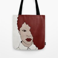 Female One Tote Bag