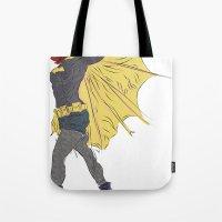Batgirl [ Alt ] #1 Tote Bag