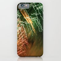 iPhone & iPod Case featuring firelight by Anna Wand