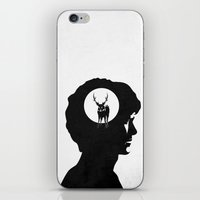 Hannibal - Apéritif iPhone & iPod Skin