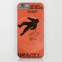 iPhone & iPod Case featuring GRAVITY by Resistance