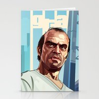 The Berserk , GTA 5 Trev… Stationery Cards
