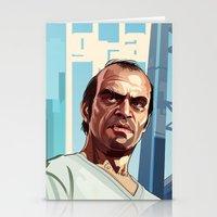 The Berserk , GTA 5 Trevor Stationery Cards