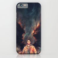 iPhone & iPod Case featuring The Angel of the Lord by Alice X. Zhang