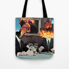 Every Act Of Creation Is… Tote Bag