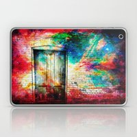 What Lies Beyond the Door Laptop & iPad Skin