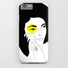 The Right Eye of Maria Callas Slim Case iPhone 6s