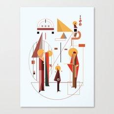 eisodos Canvas Print