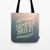 Summer Breeze II Tote Bag