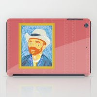 Selfie Van Gogh iPad Case