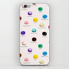 Macarons   iPhone & iPod Skin