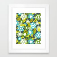 Kalea Framed Art Print