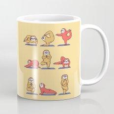 Sloth Yoga Mug