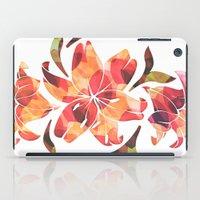 Lilium 02 iPad Case