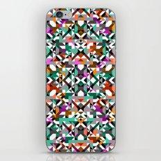 Aztec Geometric Reflection I iPhone & iPod Skin
