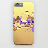 iPhone & iPod Case featuring Breakfast of Champions by Ross Matlock