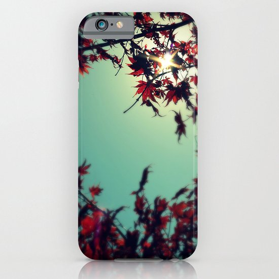 Autumn's Delight iPhone & iPod Case