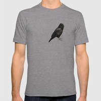 Animal#01 Mens Fitted Tee Athletic Grey SMALL