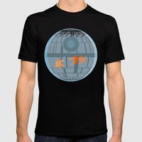 Empire Fish Bowl Mens Fitted Tee Black SMALL