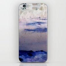 Winter Pond iPhone & iPod Skin