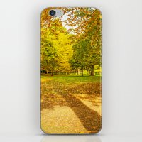 LEAF LULLABY iPhone & iPod Skin