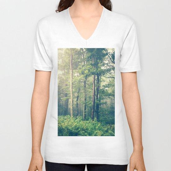 Inner Peace V-neck T-shirt