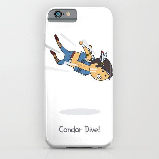 Condor Dive! iPhone & iPod Case