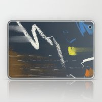 see the sky about to rain Laptop & iPad Skin