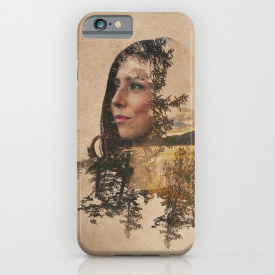 Take Me Away iPhone & iPod Case