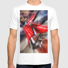 Caddy dream Mens Fitted Tee White SMALL