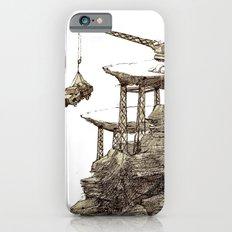 taş,toprak iPhone 6 Slim Case