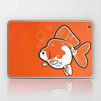 Ryukin Goldfish Laptop & iPad Skin