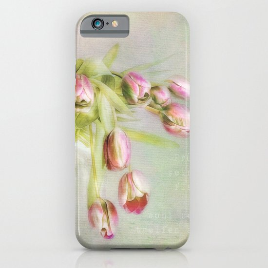 a sign of spring iPhone & iPod Case