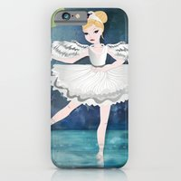 iPhone & iPod Case featuring Ballerina by Crea Bisontine