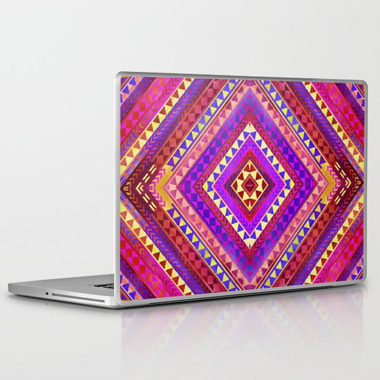Rhythm III Laptop & iPad Skin