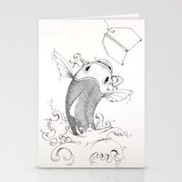 Luring Substance Stationery Cards