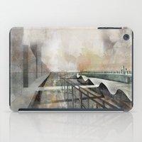 Paris d'avenir 3 iPad Case