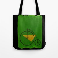 confidant III. (penny-farthing) Tote Bag