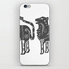 Panthera Tigris Sumatrae iPhone & iPod Skin