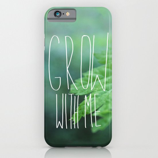 Grow iPhone & iPod Case